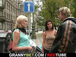 Бабушки праститутки ебутся