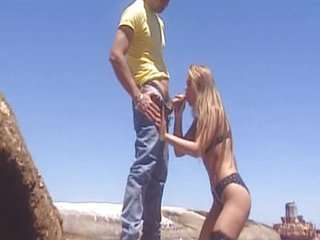 Порно сайт старые пары на пляже
