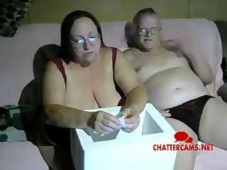Секс у дедушки с бабушкой видео