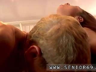 Секс старых и толстых мужчин