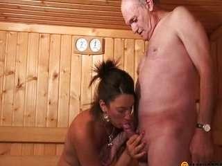 Порно груповуха старые