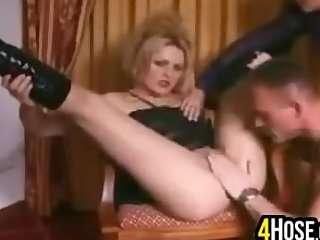 Бабы большие в калготках порно