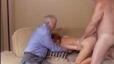 Старый дед дрочит смотреть онлайн