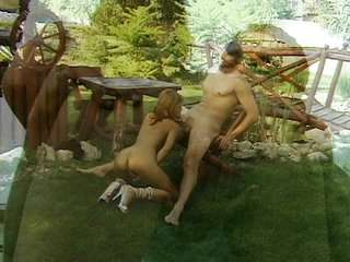 Деревенские бабы с мега сиськами порно