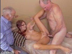 жесткое порно стариков извращенцев